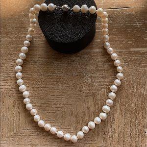 Jewelry - Necklace authentic perls 18k GF